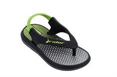 Ipanema Rider R1Baby Sandaal jongens sandalen zwart