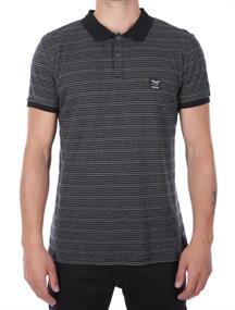 Irie daily Grand Polo skate polo zwart