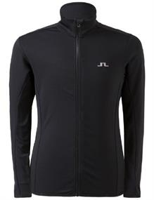 J Lindeberg Kimball Jacket heren ski pulli zwart