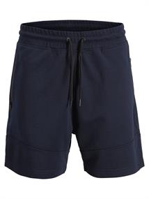 Jack & Jones Will Sweat Short heren sportshort grijs dessin