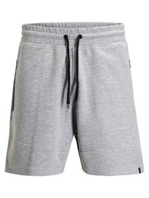 Jack & Jones Will Sweat Short heren sportshort midden grijs