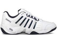 k-SWISS Beste Pasvorm Accomplish Omni heren tennisschoenen wit