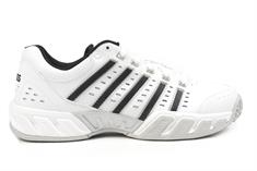 K-swiss Big Shot Omni Zool heren tennisschoenen wit