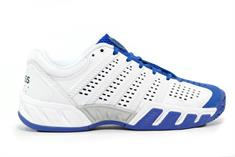 K-swiss Bigshot Light 2.5 junior tennisschoenen wit