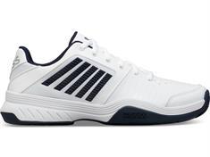 k-SWISS Court Express HB heren tennisschoenen wit