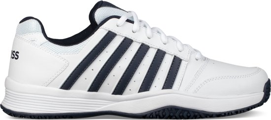 K-swiss Court Smash Omni heren tennisschoenen wit