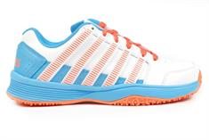 k-SWISS Meisjes Court Impact meisjes tennisschoenen koraal