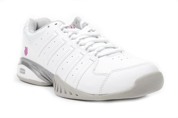 k-SWISS Receiver III Indoor indoor tennisschoenen wit