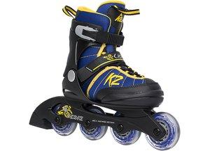 K2 Cadense JR. 29/34 32/37 inline skates / skeelers zwart