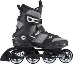 K2 FIT Pro 80 inline skates / skeelers zwart