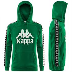 Kappa Hooded heren sportsweater groen
