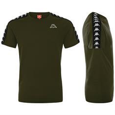 Kappa T-shirt heren sportshirt groen