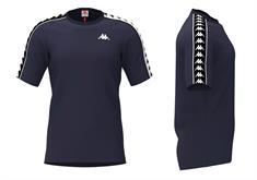 Kappa T-shirt heren sportshirt marine