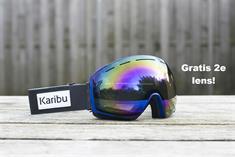 karibu + Gratis 2e Lens goggle kobalt