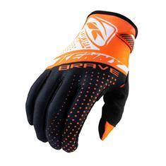 Kenny Brave Glove fietshandschoenen zwart