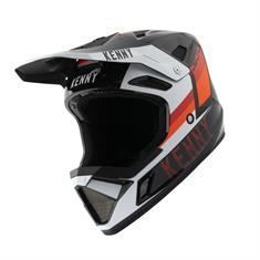 Kenny Decade Graphic smash bmx/skate helm oranje