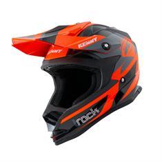 Kenny Kid Track Helmet bmx/skate helm oranje