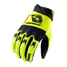 Kenny Kids Track Gloves fietshandschoenen geel