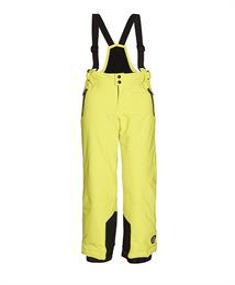 Killtec Skipp JR. jongens ski/snowboard broek geel