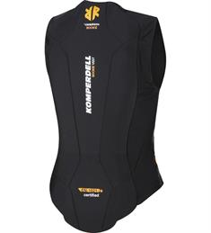 Komperdell Eco Kids back protector zwart