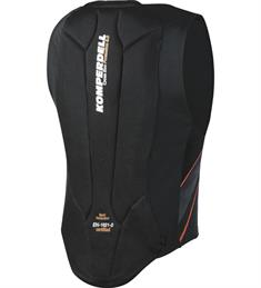 Komperdell Super Eco Heren back protector zwart