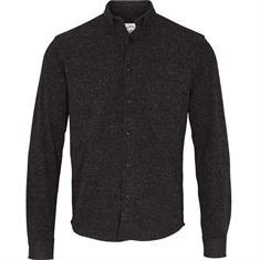 Kronstadt Johan Peel Shirt heren overhemd zwart