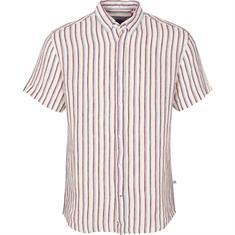Kronstadt Johan Triple Stripe heren overhemd wit