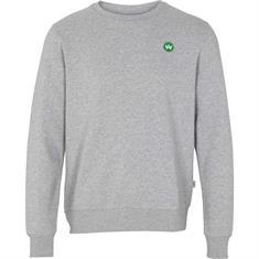 Kronstadt Lars Recycled heren casual sweater grijs