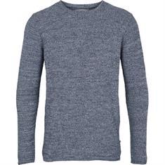Kronstadt Remon heren casual sweater marine