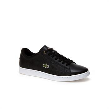 La Coste Carneby Black Heren sneakers ZWART