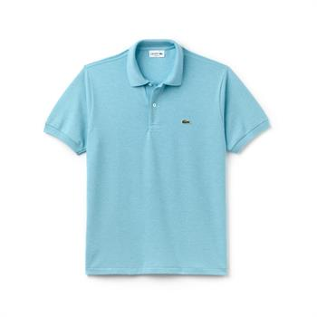La Coste  Heren polo aqua-azur