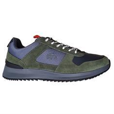 La Coste Joggeur 2.0 heren sneakers donkergroen