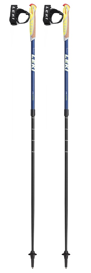 Leki Supreme Shark Nordic walking stokken marine