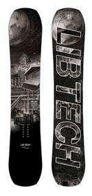 Libtech Box knife c3 freestyle board antraciet