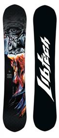 Libtech Hot Knife C3 Wide all mountain snowboard zwart