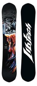 Libtech Hot Knife C3 Wide all mountain snowboard zwart