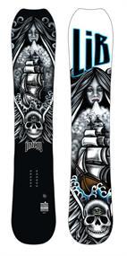 Libtech JL Phoenix Dagmar snowboard zwart