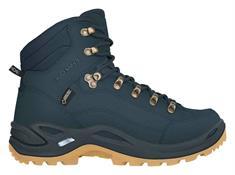 Lowa 320945.0624 renegade mid dames sneakers marine