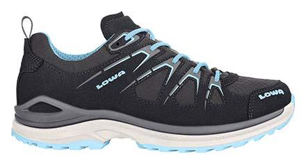 Lowa Innox Evo Gtx Low dames berg- en wandelschoenen zwart
