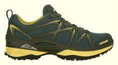 Lowa Innox GTX Low heren berg- en wandelschoenen zwart