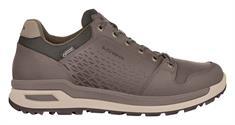 Lowa Locarno GTX heren berg- en wandelschoenen midden grijs