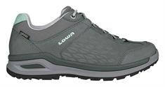 Lowa Locarno GTX Low is Grijs dames berg- en wandelschoenen antraciet