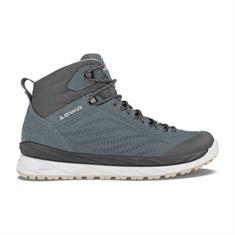 Lowa Malta GTX Mid Jeans dames berg- en wandelschoenen denim