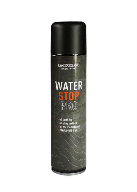 Lowa Water Stop voor Schoenen onderhoudsartikelen