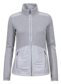 Luhta Aili dames sweater licht grijs