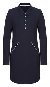Luhta Aleksandra dames jurk casual marine