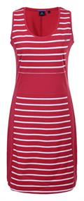 Luhta Anita dames jurk casual rood