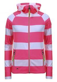 Luhta Antamois dames sweater pink