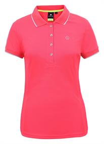 Luhta Antby dames polo pink