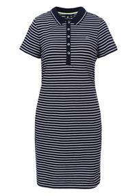 Luhta Antskog dames jurk casual marine